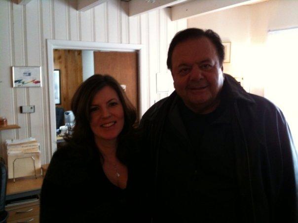 Long ago my wife and I met Paul Sorvino