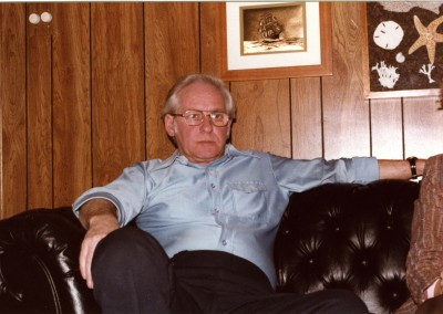 1978 Dad (56) at Ella's