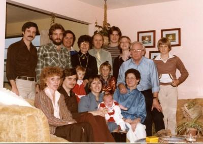 1978 christmas at Ella's