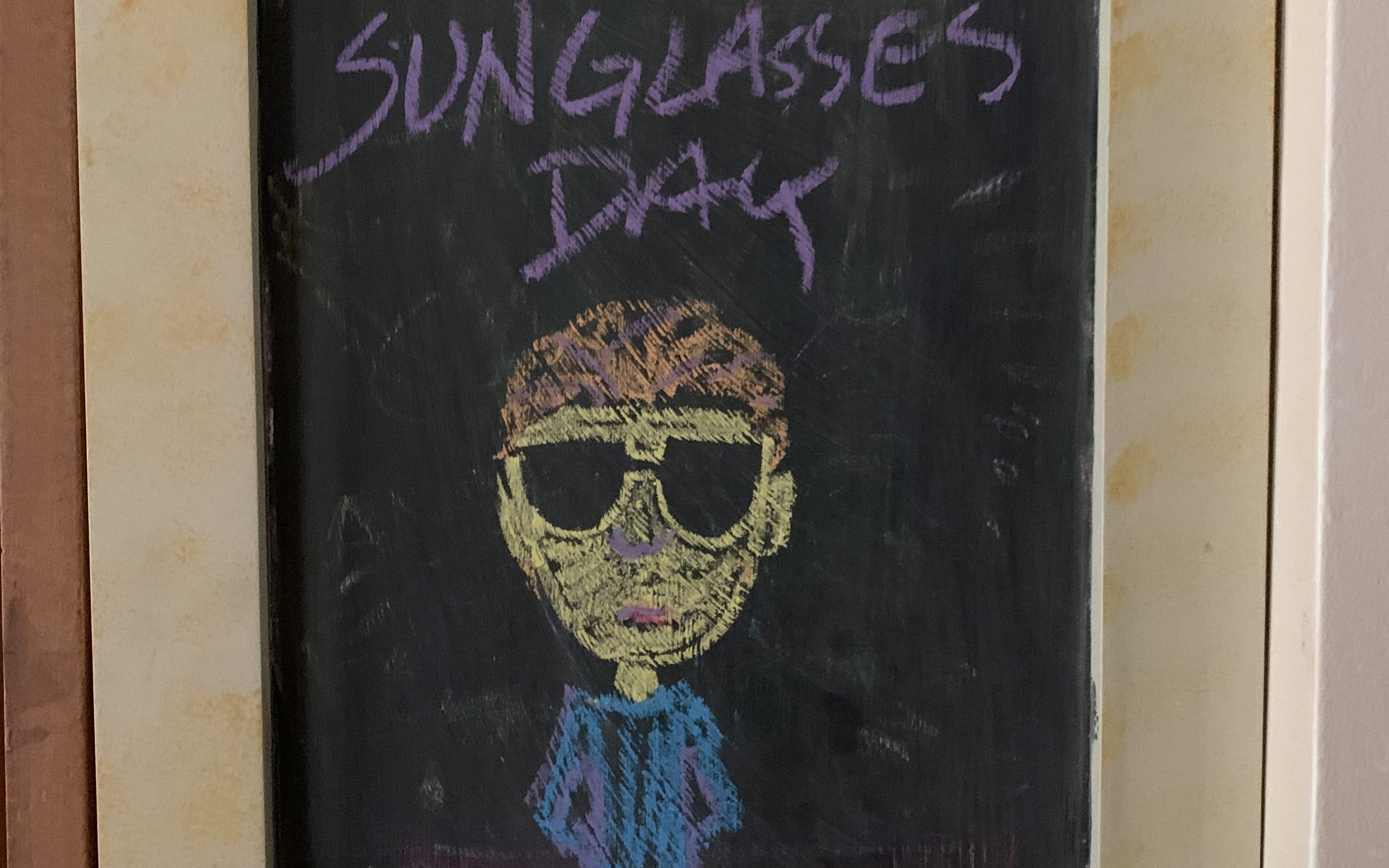 More chalkboard fun…